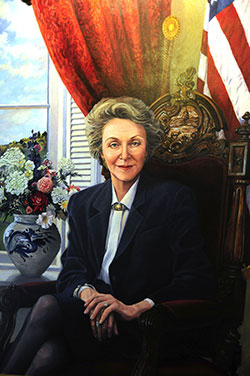 Portrait of Govenor Madeleine Kunin