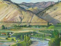 100 Views of the Columbia and Wenatchee River Valleys
